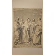 Galerie Seydoux, Claude MELLAN, La Parenté de la Vierge