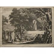 Galerie Seydoux - Estampe - Jacques Callot - Saint Amond