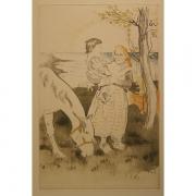 Galerie Seydoux - Louis Legrand - Paysage Breton