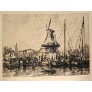 Galerie Seydoux - Estampes - Maxime Lalanne - Haarlem