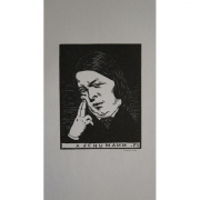 Galerie Seydoux - Estampes - Felix Valloton - Robert Schumann