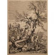 Galerie Seydoux - Estampe - Joseph VERNET - Le retour de la pêche