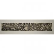 Galerie Seydoux - Estampes - Maître I B - Cuirasse encadré de rinceaux et bucranes